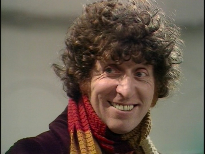 That Fourth Doctor smile