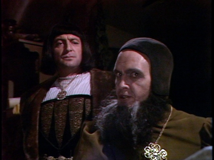 Count Frederico and Hieronymus