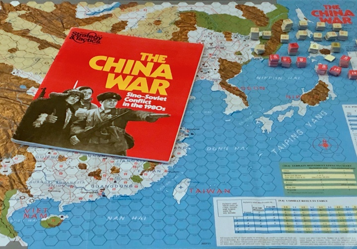 The China War, Game Overview