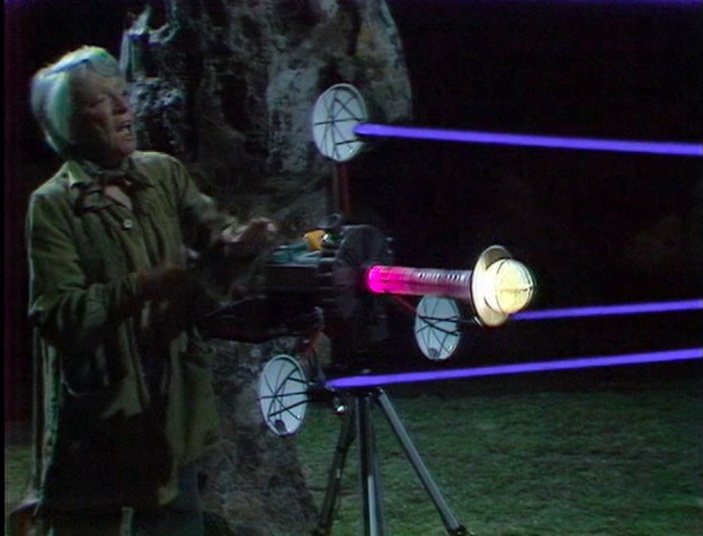 Professor Rumford and the Hyperspace Transcombobulator