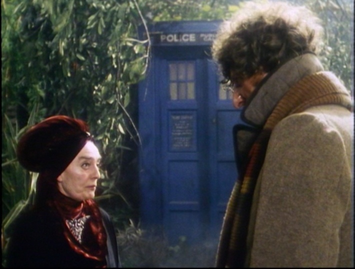 Madam Karela and the Fourth Doctor