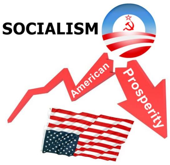 Socialist Policies Undermine American Economic Prosperity