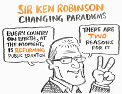 Changing Education Paradigms Sir Ken Robinson