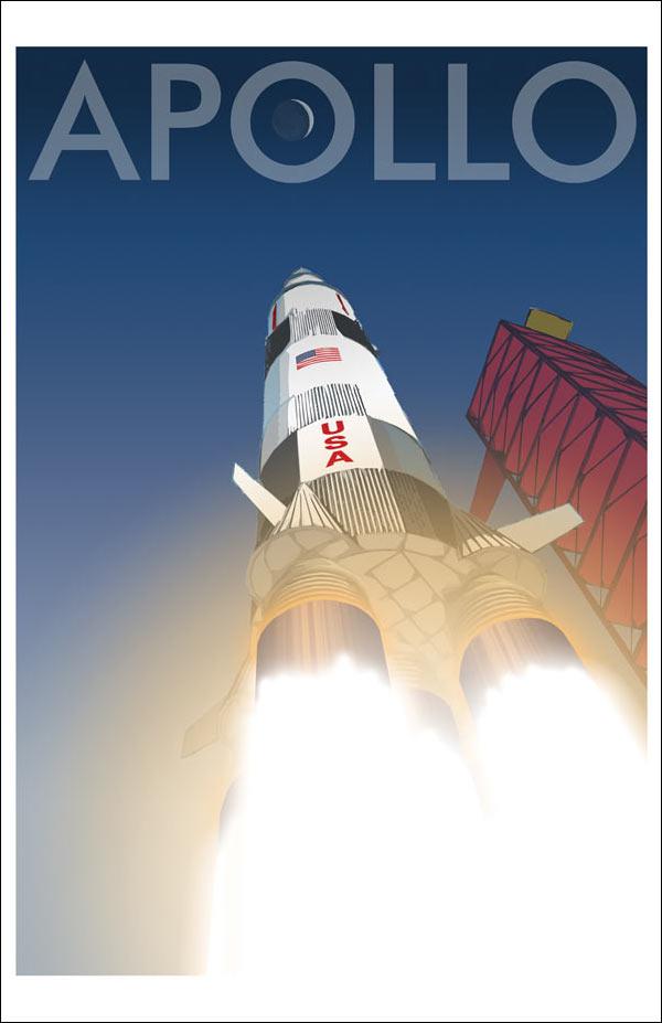 Apollo Lift-off