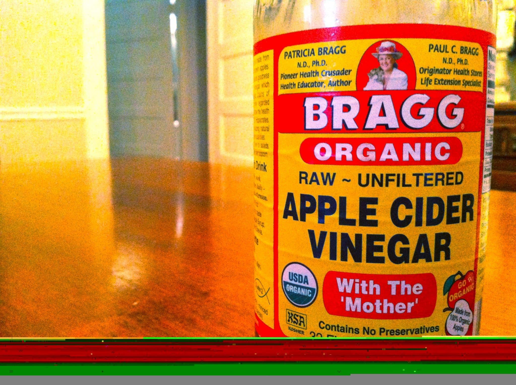 Braggs Apple Cider Vinegar Book