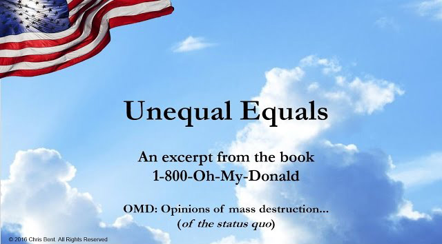 Unequal Equals