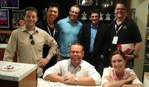 The Brisbane Summit Team