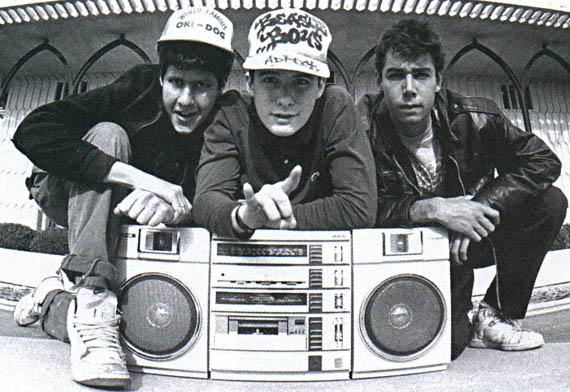 The Beastie Boys' Image Strategy