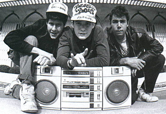 The Beastie Boys' Image Strategy