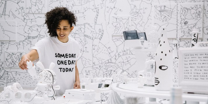 Art, Life and Meaning - Shantell Martin