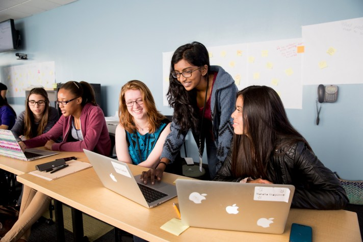 Girls Who Code - Diversity in Tech