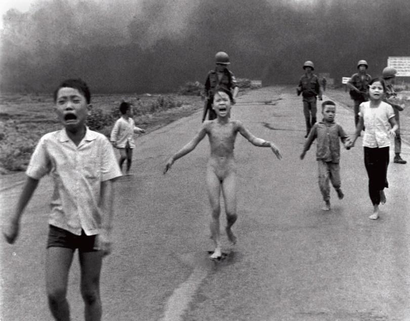 The Terror of War by Nick Ut. 08/06/1972