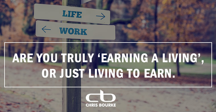 earning a living with internet mindset
