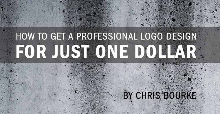 Professional logo design one dolla