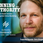 Authority Ebook with Chris Brogan