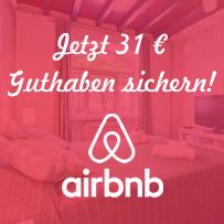 Airbnb Guthaben