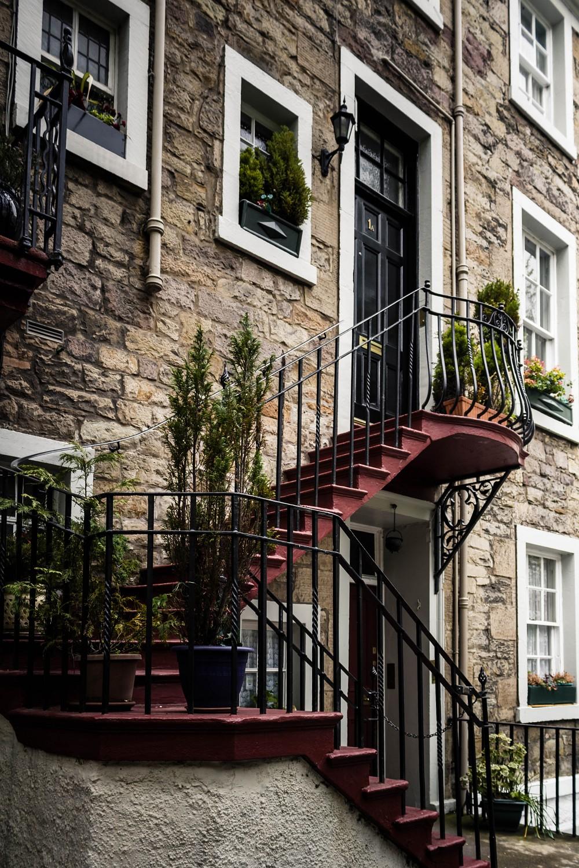 Airbnb in Schottland