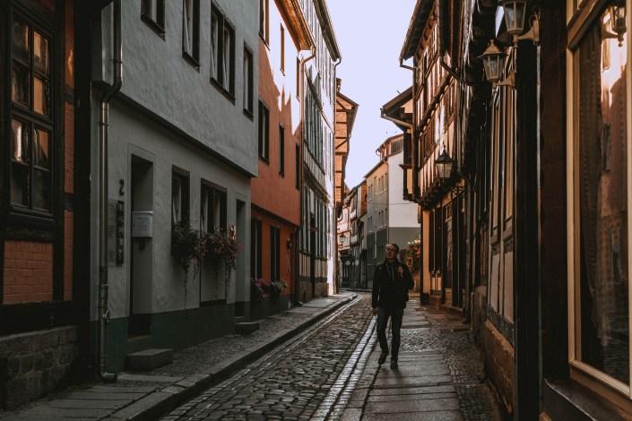 Schlendern durch Quedlinburg