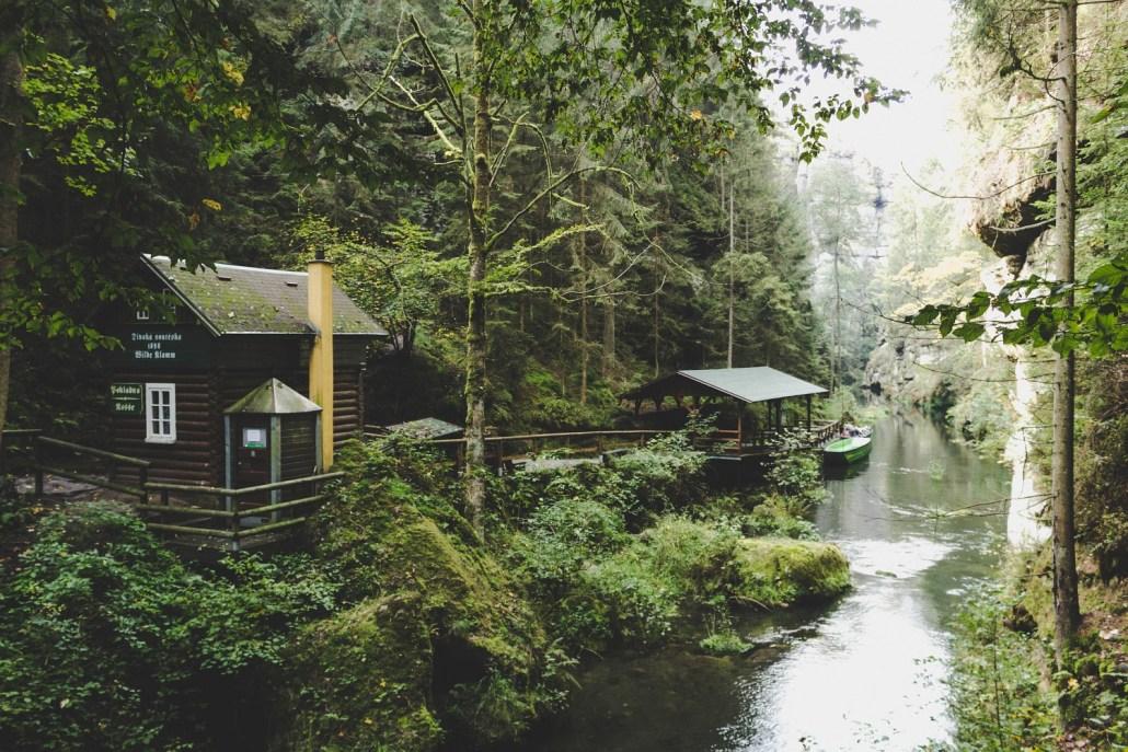 Die verwunschene Natur der Böhmischen Schweiz