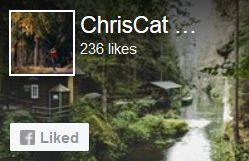 ChrisCat unterwegs auf Facebook