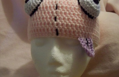 The PINK Gir Hat