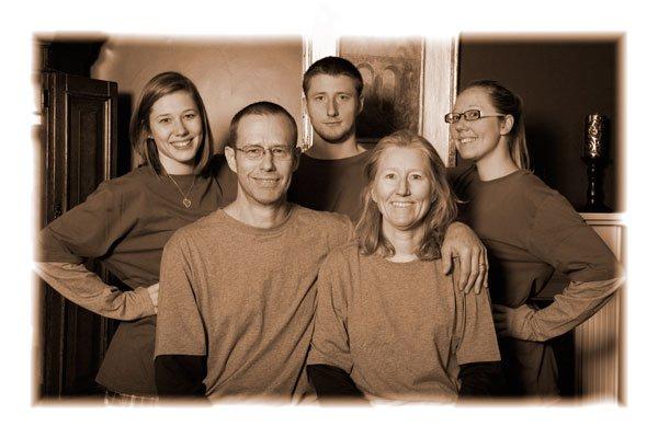 The Samoiloffs 2001