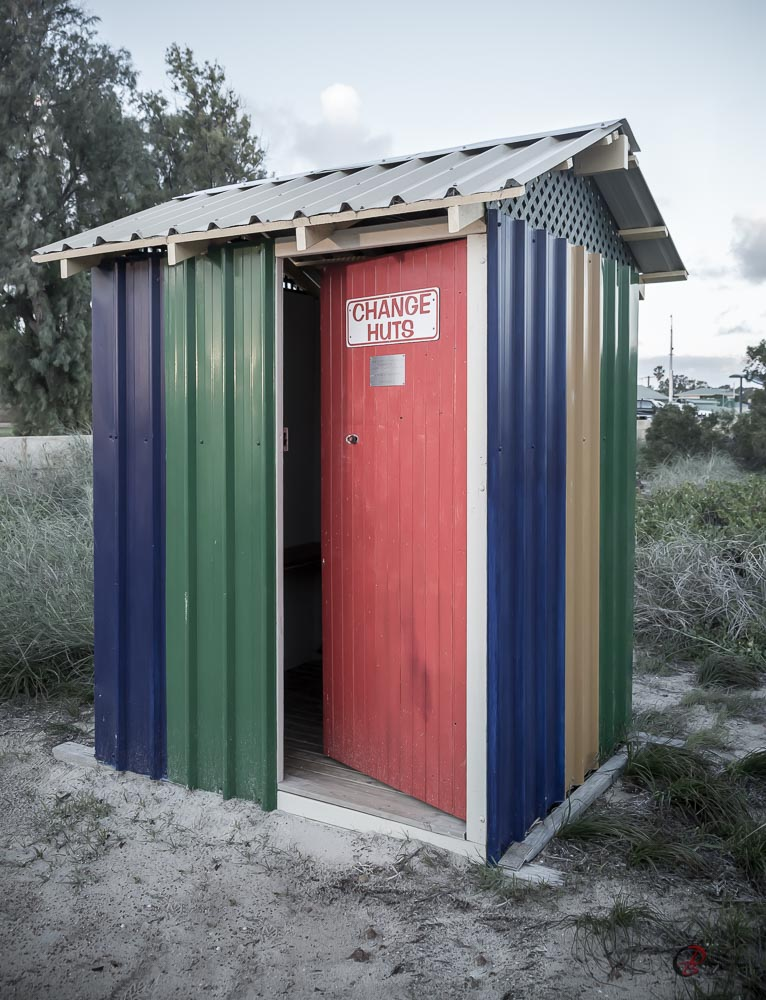 Jurien Bay Beach Change Rooms