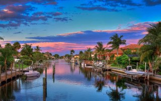 Canal Living in Southeast Florida