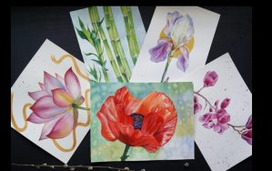 Elena finds passion and purpose though writing and painting