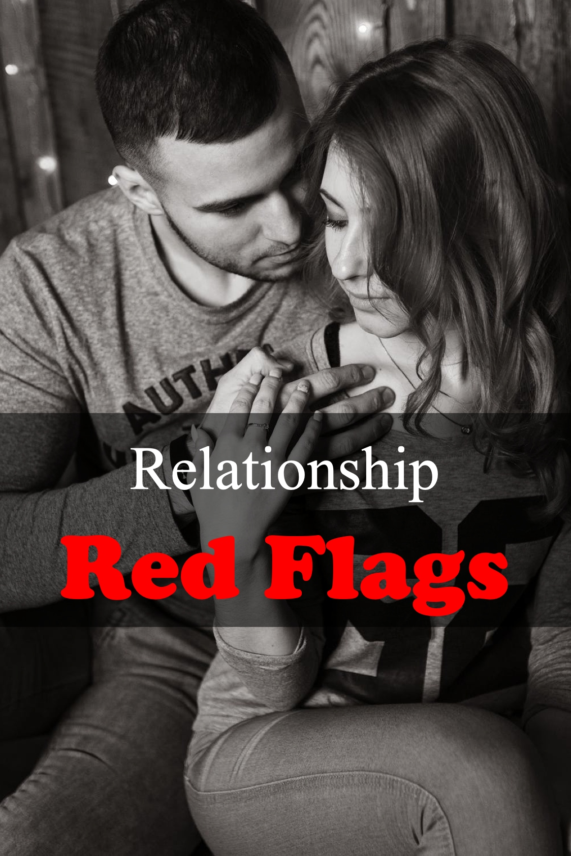 Pin Design - Relationship Red Flags