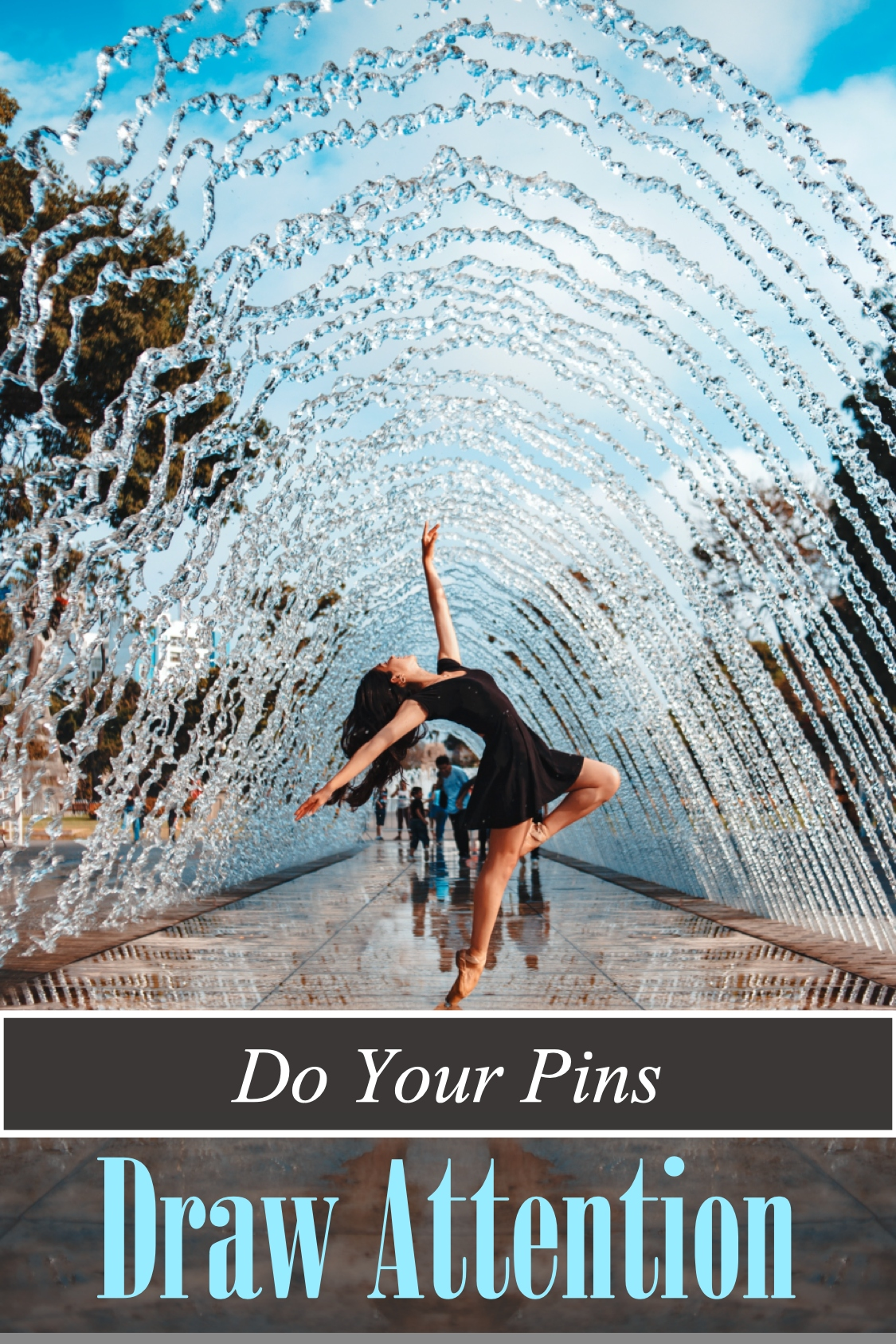 Draw attention to your pins