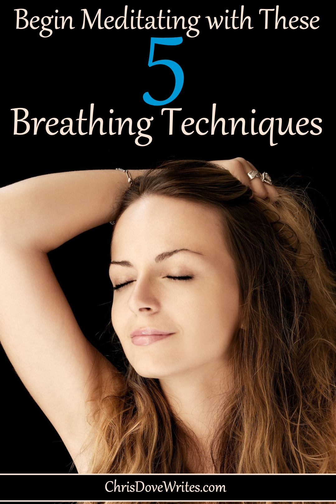 Practice these five breathing techniques to begin your meditation practice