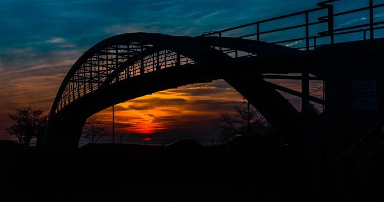 Sunrise Bridge No. 1