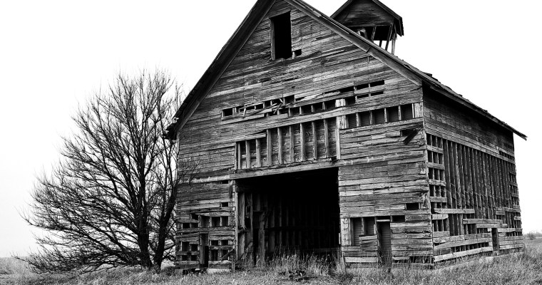 Abandoned Americana No. 10