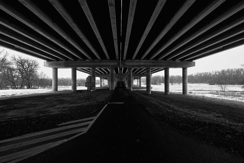Nested Bridges, No. 2 and No. 2-alt