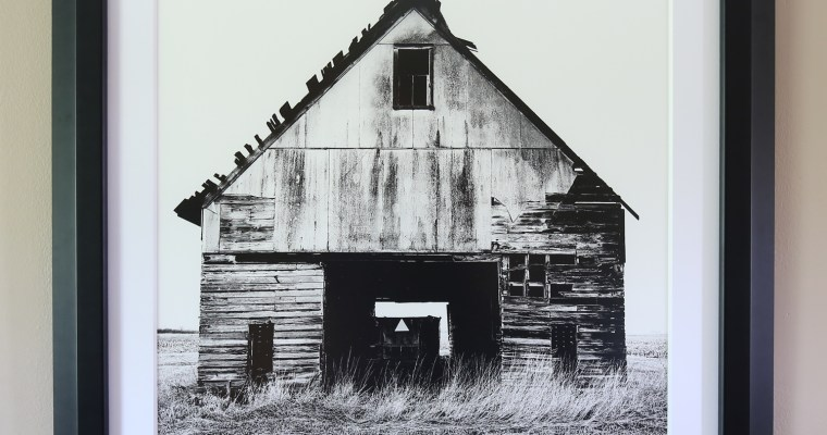 Abandoned Americana, No. 7, on Exhibit through Oct. 10