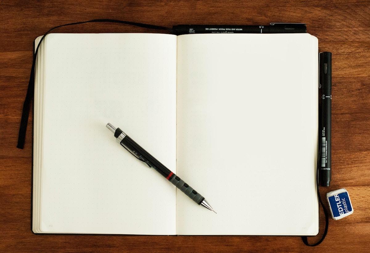 12 week year notebook