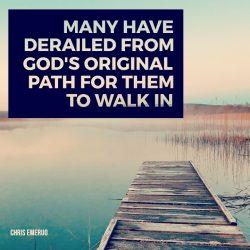 Walking in God's Original Path