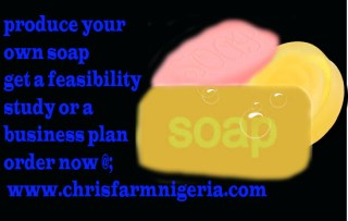 How To Produce Soap Using Hot- Process For 1Kg Soap