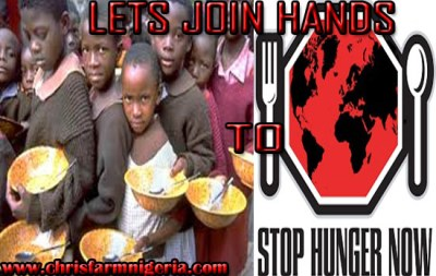 Hunger Alleviation For Nigeria Or For Any Other Country