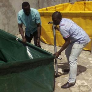 Fish Pond Design And Construction In Nigeria