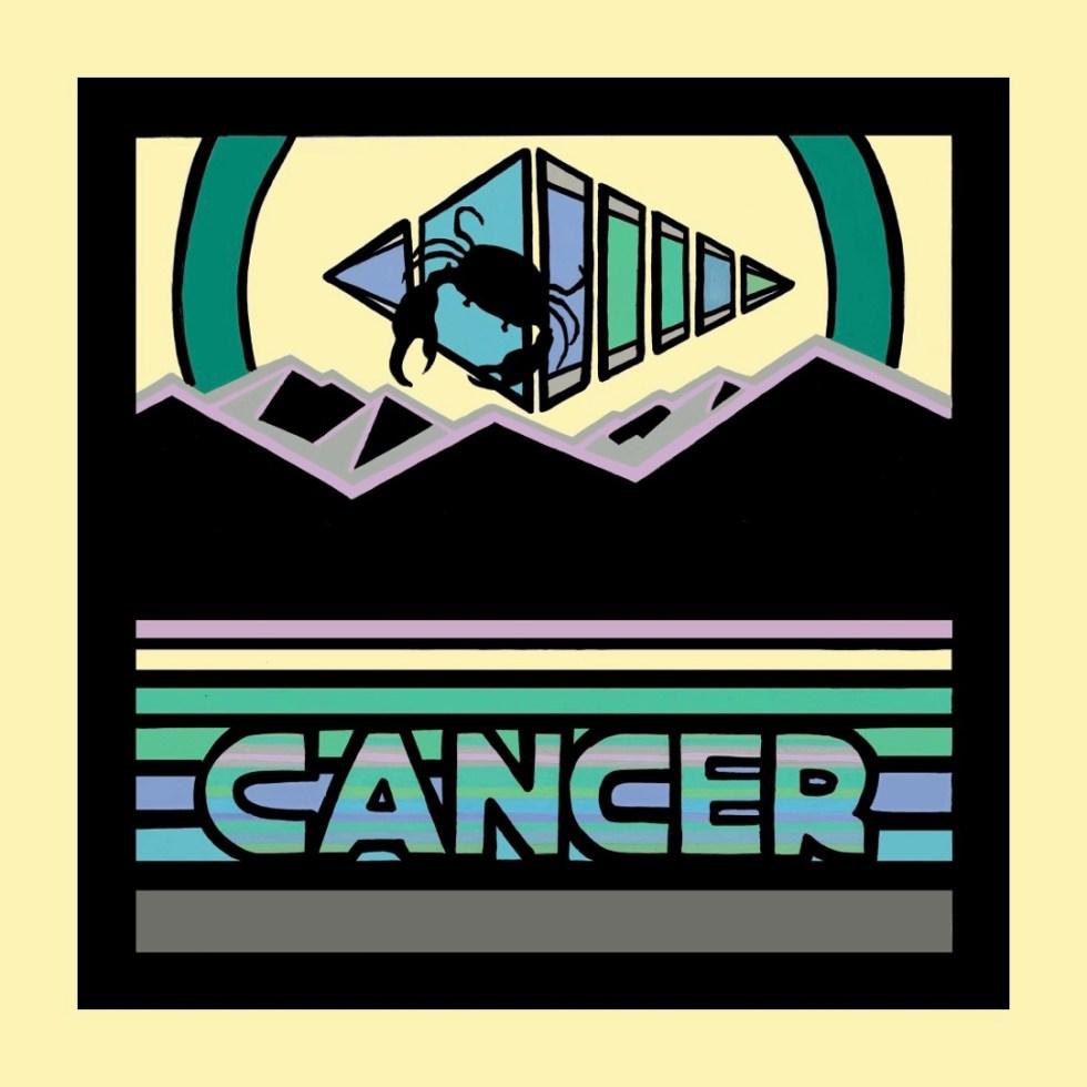 Cancer artwork by Chris Freyer