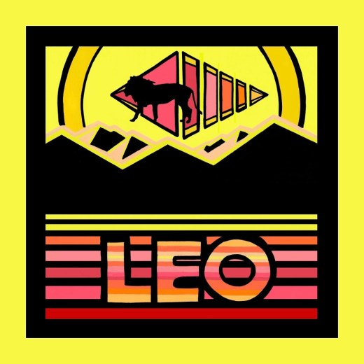 Leo artwork by Chris Freyer