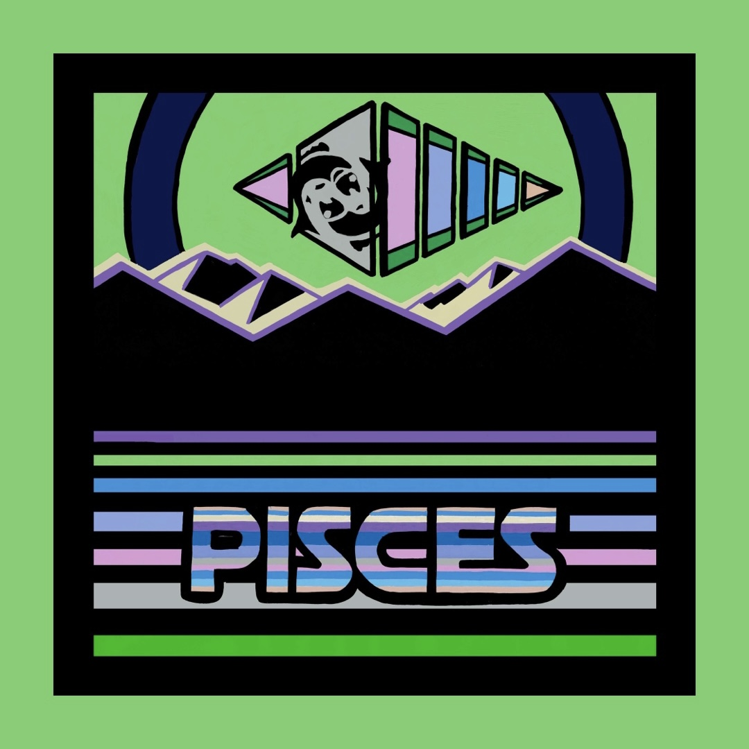 Pisces artwork by Chris Freyer