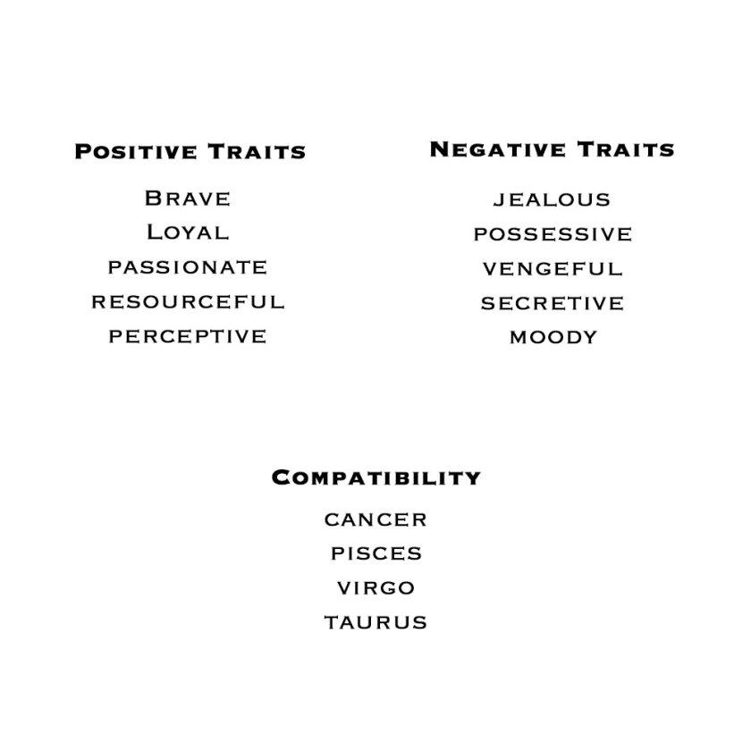 Scorpio-Zodiac-Traits