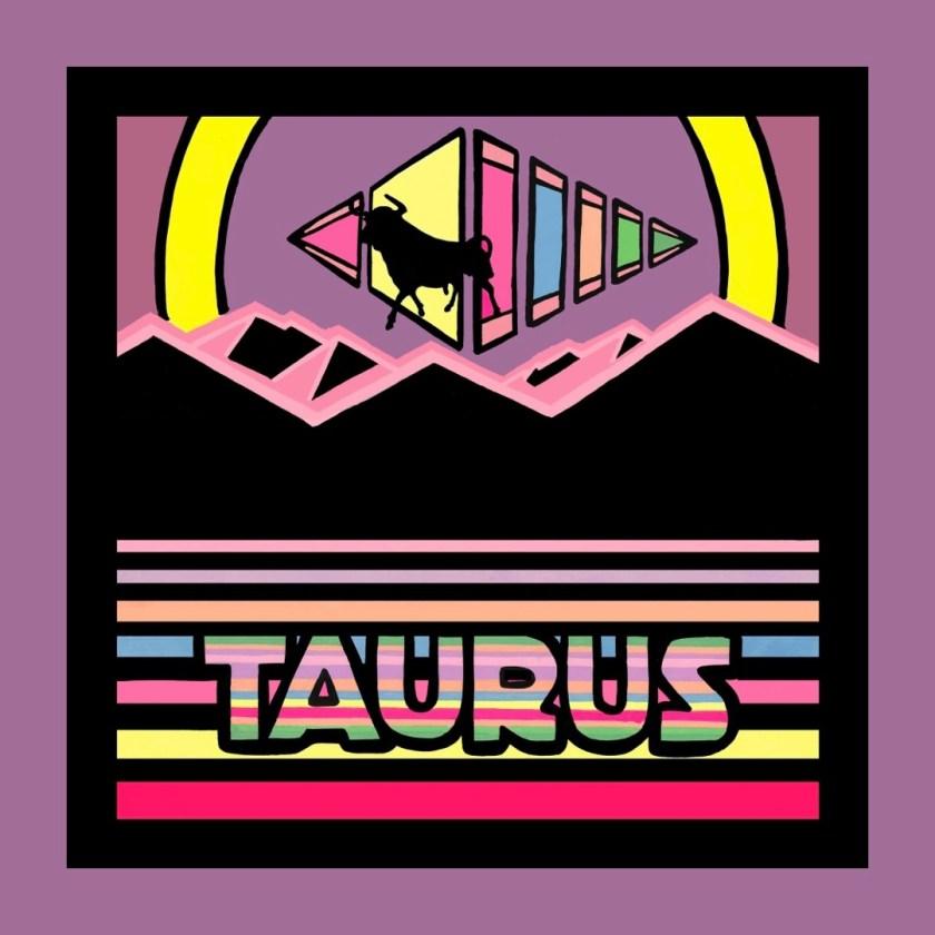 Taurus artwork by Chris Freyer