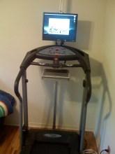 Mishima and the Treadmill