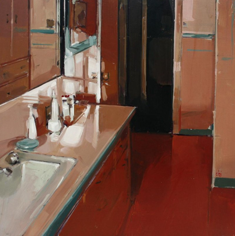 Chelsea Bentley James Paintings