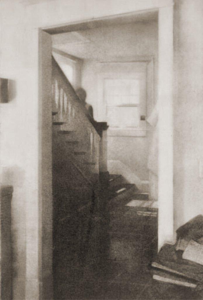 Tamie Beldue Stairwell