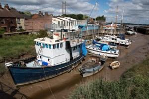 Barton boat yard